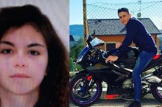 Agrigento, scooter contro auto: i fidanzati Gaetano e Martina morti a 17 anni, dolore a Raffadali