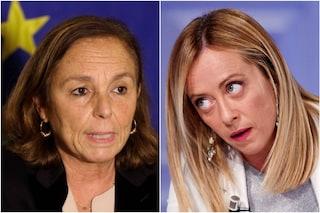 """Scontri no green pass, Meloni chiede le dimissioni della ministra Lamorgese: """"Manifesta incapacità"""""""