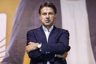 """Reddito di cittadinanza, Conte: """"Salvini e Meloni lottano contro sostegni a famiglie in difficoltà"""""""