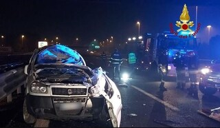Tragedia in A4, Pietro muore a 23 anni sbalzato dall'auto e travolto dalle altre vetture