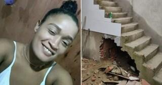 """Brasile, sepolta nuda nel sottoscala di un cantiere in costruzione: """"Strangolata con una maglia"""""""
