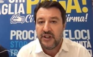 """Amministrative 2021, Salvini fa 'mea culpa': """"Abbiamo scelto troppo tardi i candidati"""""""