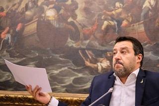 Dalle discoteche alla delega fiscale, l'attacco di Salvini al governo