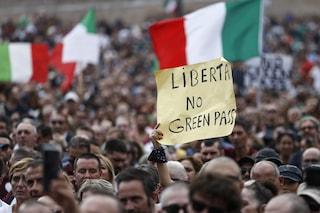 A Trieste capitale no green pass la più alta incidenza di contagi d'Italia: 4 volte sopra la media