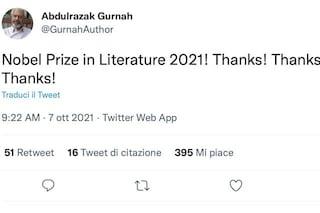 La strana storia del Premio Nobel per la Letteratura che annuncia la vittoria con tre ore d'anticipo