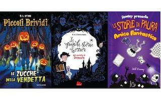 15 racconti di Halloween per bambini: libri e storie di paura