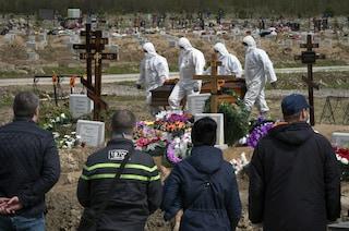 Perché in Russia il covid fa più morti ogni giorno che passa