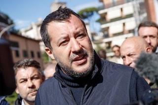 """Salvini: """"Ragioniamo su chi non ha votato, sindaci eletti dalla minoranza della minoranza"""""""
