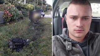 Drammatico schianto in auto: blocco motore si stacca dal veicolo, 23enne muore a Treviso