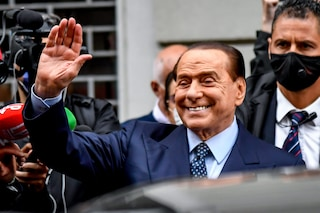 """Berlusconi: """"Sono in forma ma non penso al Quirinale, Draghi? Meglio resti a Palazzo Chigi"""""""
