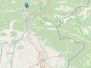 Terremoto a Udine, scossa di magnitudo 3.7 a Tolmezzo: persone svegliate di soprassalto