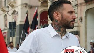 Assalto CGIL, arrestato leader di Forza Nuova Palermo: incastrato da un selfie davanti al sindacato