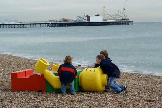 Ego Leonard a Brighton, Regno Unito