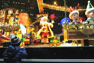 Le 10 vetrine natalizie più suggestive del mondo