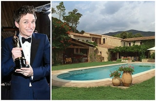 Vacanze da Oscar: fittasi casa d'infanzia di Eddie Redmayne