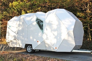 Mehrzeller, il camper più lussuoso e tecnologico al mondo