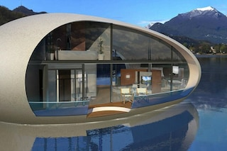 Sea Suite Series: case galleggianti come isole private per le vacanze del futuro