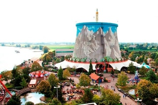 Wunderland Kalkar: la ex centrale nucleare diventa un parco giochi a tema