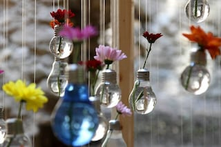 Idee fai da te: 10 modi per riciclare le vecchie lampadine