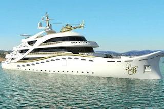 La Belle, il primo yacht super lusso al mondo per sole donne
