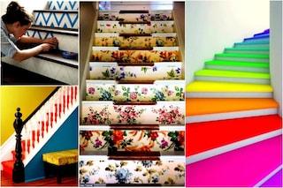 Ispirazioni creative: i 20 modi più originali per rendere uniche le vostre scale