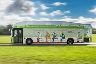 Bio-Bus: il primo autobus alimentato da escrementi umani