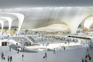 Cina da record: è qui il più grande aeroporto del mondo