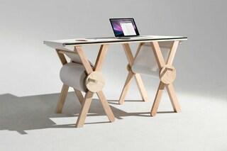 Analog Memory Desk: la prima scrivania fai da te che memorizza tutti i vostri appunti