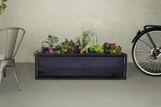Noocity Growbeds: il primo orto domestico che fa risparmiare l'80% di acqua