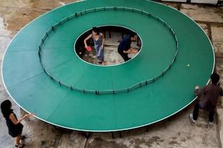 Ping-Pong Go-Round: il ping pong più pazzo del mondo