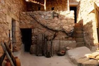 Nazareth: scoperta la casa di Gesù dove visse con Giuseppe e Maria