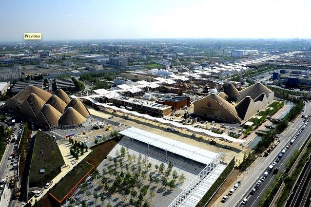 Foto Expo Milano 2015