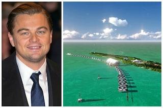 Belize: Leonardo di Caprio sta costruendo un eco-resort di lusso