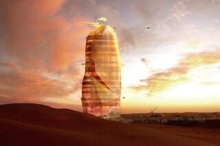 Marocco: la città del futuro è una torre di sabbia nel deserto