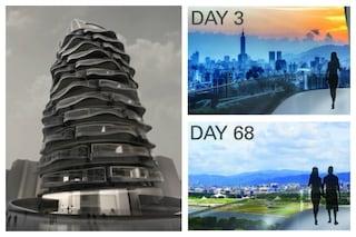 Turn to the Future: il primo grattacielo che ruota su sé stesso come una spirale