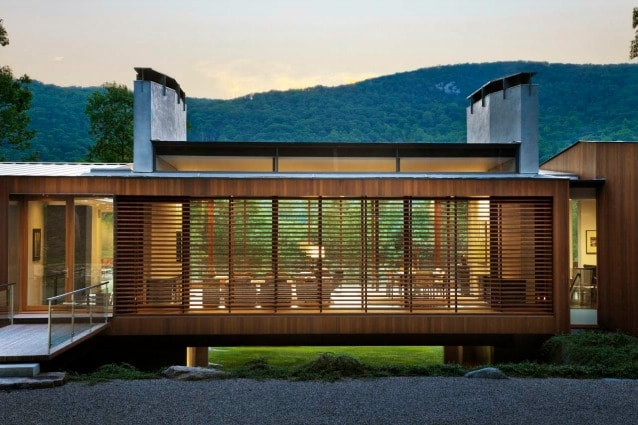 South Kent House, Location: South Kent CT, Architect: Joeb Moore + Partners Architects