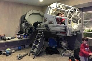 Come costruire una camera a tema Star Wars per veri guerrieri stellari