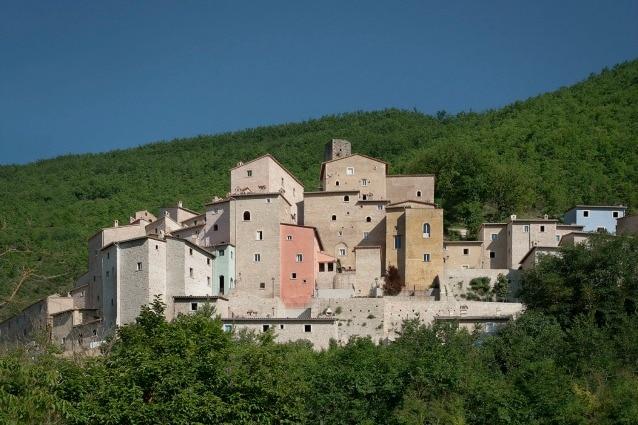 Castello Borgo di Postignano 2013