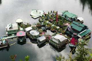Desideri fai da te: come costruire la propria isola galleggiante