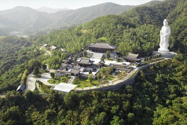 Il Tempio di Tsz Shan – Photo © Li Ka Shing Foundation Limited