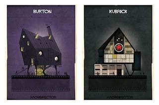 Archidirector: quando a disegnare le case sono i più grandi registi cinematografici