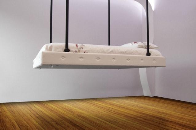 Soluzioni Salvaspazio Per Camera Da Letto : Soluzioni salva spazio è made in italy il primo letto al mondo