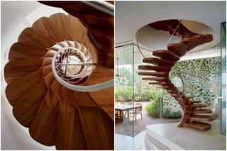 Interni originali: le 20 scale di casa più spettacolari che abbiate mai visto