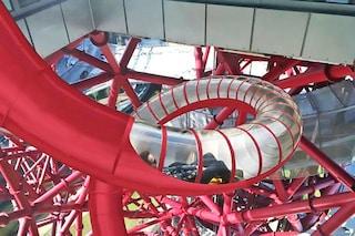 Londra: arriva lo scivolo più alto e lungo del mondo