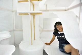 Cina: ecco la casa più piccola che abbiate mai visto