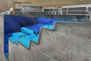 Inghilterra: sarà qui la piscina più profonda del mondo