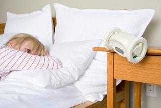 Clocky: la prima sveglia con le gambe