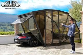 GazeBox, il garage pieghevole che vi sorprenderà