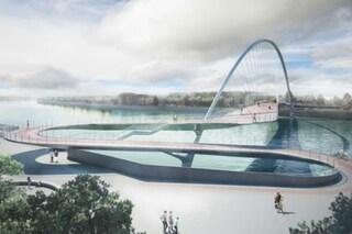 Londra: ecco come sarà il nuovo ponte sul Tamigi