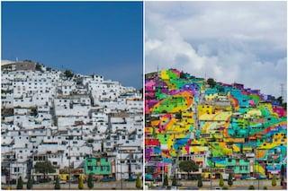 Messico: un arcobaleno di murales per salvare la comunità di Palmitas
